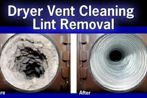 Photo #1: Dryer Duct Cleaning $25