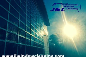 Photo #1: J&L Professional Window Cleaning and Pressure Washing