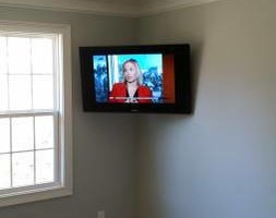 Photo #4: TV Mounted Today By A Skilled Installer! Mount Man Installations