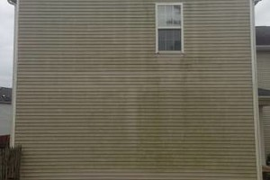 Photo #4: Low Pressure House Washing Specials!