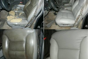 Photo #1: Upholstery Repair and Mobile Detailing : Free Quotes : Fast Service
