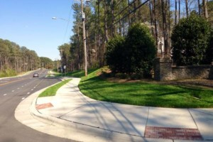 Photo #3: Romero Landscaping Services. Commercial & Residential