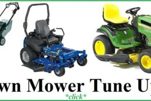 Photo #7: Small Engine - Lawn Mower Repair Service