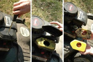 Photo #4: Small Engine - Lawn Mower Repair Service