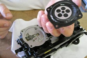 Photo #3: Small Engine - Lawn Mower Repair Service