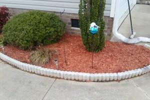 Photo #5: MULCH - N&N Lawn Care