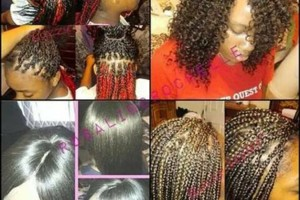 Photo #6: Natural looking sew ins