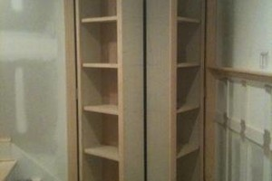 Photo #1: Book Cases/ Trim / Cabinetry/ kitchen and Bath