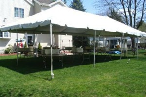 Photo #2: Tables, Chairs, Linens & Tents Rental