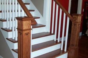 Photo #5: Wood Flooring - Sanding, Finishing & Refinishing