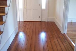 Photo #4: Wood Flooring - Sanding, Finishing & Refinishing
