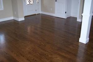 Photo #2: Wood Flooring - Sanding, Finishing & Refinishing