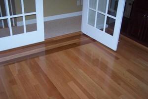 Photo #1: Wood Flooring - Sanding, Finishing & Refinishing