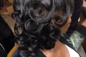 Photo #2: Affordable styles by Licensed Professional