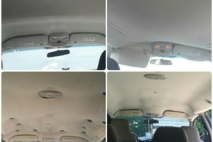 Photo #1: HEADLINER FABRIC REPLACEMENT MOBIL SERVICE