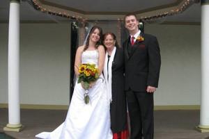 Photo #4: Rev. Samantha L. Hear - Raleigh Wedding Officiant