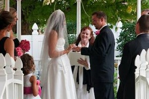 Photo #1: Rev. Samantha L. Hear - Raleigh Wedding Officiant