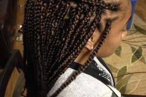 Photo #19: Hair Specials! BOX BRAIDS $65