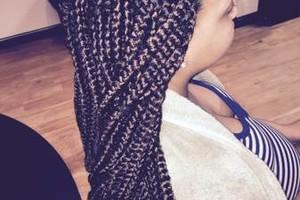 Photo #12: Hair Specials! BOX BRAIDS $65
