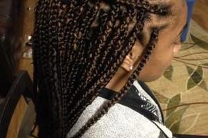Photo #11: Hair Specials! BOX BRAIDS $65