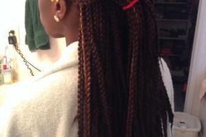 Photo #7: Hair Specials! BOX BRAIDS $65