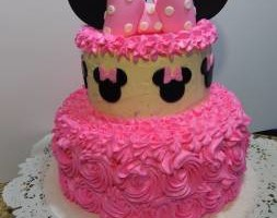 Photo #5: Custom Made Cakes