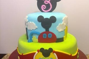 Photo #3: Custom Made Cakes
