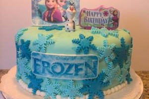 Photo #2: Custom Made Cakes