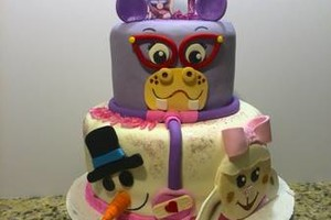 Photo #1: Custom Made Cakes