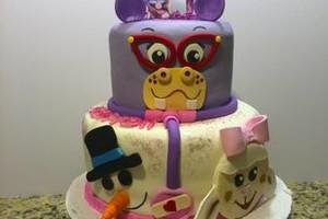 Photo #1: Custom Made Cakes