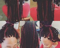 Photo #13: Box Braids, Senegelease Twist, Kids Styles and More!!!!