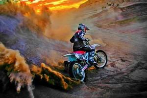 Photo #1: Street & Dirt Cycle Repair. Motorcycle, ATV, Jet Ski Repair