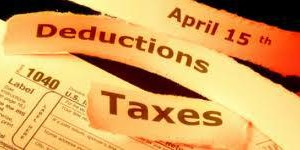 Photo #1: Business & Personal Taxes Back!