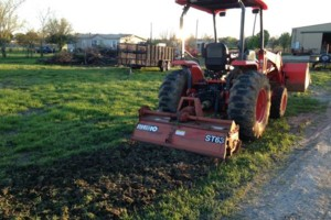 Photo #3: Bobcat/ trench/trailer and dump truck service/Landscaping