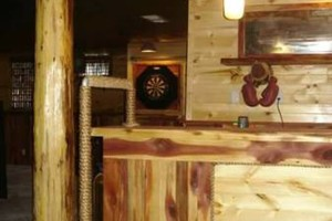 Photo #17: Paul Bunyan Builders. Custom Bar or Gameroom