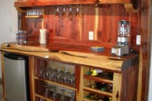 Photo #12: Paul Bunyan Builders. Custom Bar or Gameroom