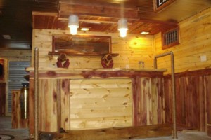 Photo #10: Paul Bunyan Builders. Custom Bar or Gameroom