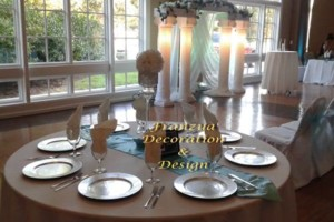 Photo #23: Frances Wedding Decorator & Design /Draping/Accent Lighting / Dinnerware...