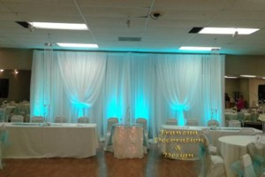 Photo #22: Frances Wedding Decorator & Design /Draping/Accent Lighting / Dinnerware...