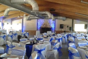 Photo #20: Frances Wedding Decorator & Design /Draping/Accent Lighting / Dinnerware...