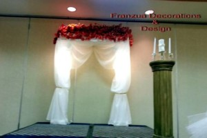Photo #19: Frances Wedding Decorator & Design /Draping/Accent Lighting / Dinnerware...