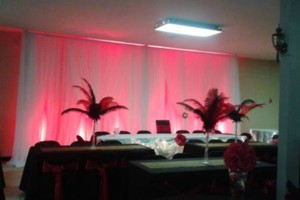 Photo #17: Frances Wedding Decorator & Design /Draping/Accent Lighting / Dinnerware...