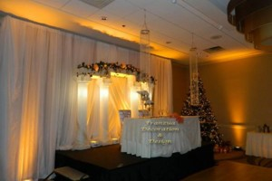 Photo #16: Frances Wedding Decorator & Design /Draping/Accent Lighting / Dinnerware...