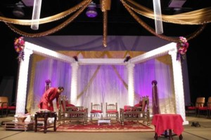 Photo #8: Frances Wedding Decorator & Design /Draping/Accent Lighting / Dinnerware...