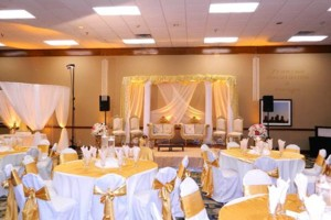 Photo #6: Frances Wedding Decorator & Design /Draping/Accent Lighting / Dinnerware...