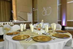 Photo #4: Frances Wedding Decorator & Design /Draping/Accent Lighting / Dinnerware...