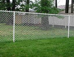 Photo #1: Fence Installation & Repair - wood/ vinyl/ chainlink/ iron/ silt