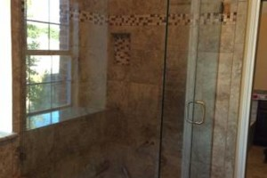 Photo #12: IMPERIAL GLASS TX. SHOWER GLASS...