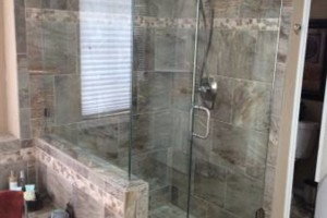 Photo #2: IMPERIAL GLASS TX. SHOWER GLASS...