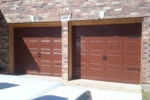 Photo #1: Omar's Garage Doors